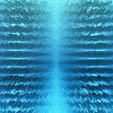 Blue abstract design background Royalty Free Stock Images