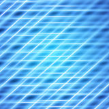 Blue Abstract Digital Background Stock Image