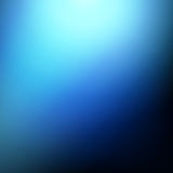 Blue abstract effect light. EPS 10 Stock Image
