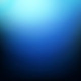 Blue abstract effect light. EPS 10 royalty free illustration