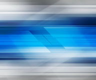 Blue Abstract Futuristic Background Royalty Free Stock Images