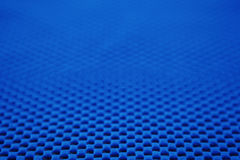 Blue abstract geometric background. Stock Images