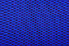 Blue abstract geometric background. Royalty Free Stock Photography