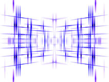 Free Blue Abstract Grid Background Stock Photography - 3426282