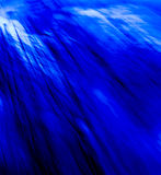 Blue abstract image Stock Images