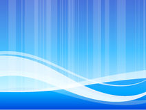 Blue abstract internet background wave pattern Royalty Free Stock Image