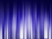 Blue Abstract. A light filled blue abstract background with a fine grid overlay Stock Photos
