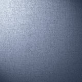 Blue abstract linen background Stock Photography