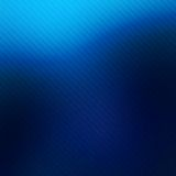 Blue abstract lines business vector background. Stock Image