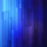 Blue abstract lines business vector background. Stock Photography