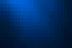 Blue abstract mosaic background Royalty Free Stock Image