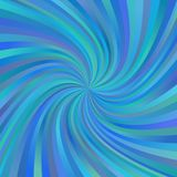 Blue abstract multicolored spiral ray background. Blue abstract multicolored spiral ray design background Stock Photos