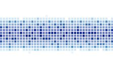 Blue Abstract Pattern Royalty Free Stock Photo