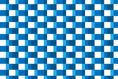 Blue abstract pattern background design. Royalty Free Stock Photos