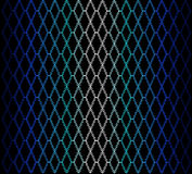 Blue abstract pattern Stock Photo