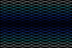 Blue abstract pattern Stock Photos