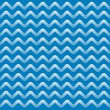 Blue abstract pattern with stripes Stock Photo