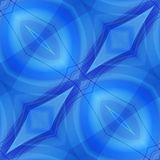 Blue abstract seamless background stock photo
