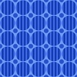 Blue abstract seamless circle pattern background design. Blue abstract seamless circle pattern background - vector graphic stock illustration