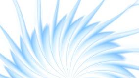Blue abstract shiny beams rotation motion design. Blue abstract shiny beams rotation background. Seamless loop design. Video animation HD 1920x1080 stock illustration