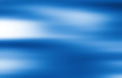 Blue abstract soft background Stock Images