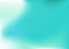 Blue  abstract techno background Royalty Free Stock Photos