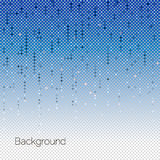 Blue Abstract Technology Background Royalty Free Stock Images