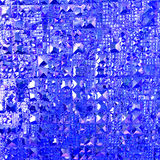 Blue Abstract Texture Royalty Free Stock Images
