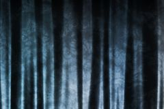 Blue Abstract Texture Background. In Soft Waves Patterns Stock Photography
