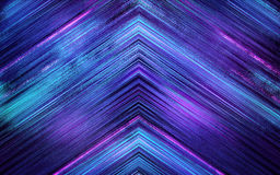 Blue abstract triangle background texture Royalty Free Stock Images