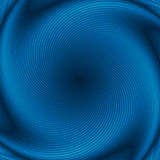 Blue abstract twirl background Royalty Free Stock Images