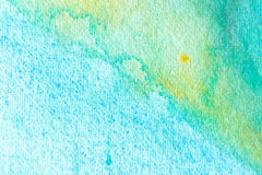 Blue abstract watercolor macro texture background. royalty free illustration