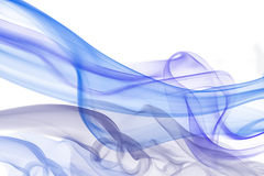 Blue abstract wave Royalty Free Stock Images
