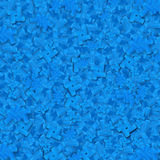 Blue abstraction Stock Images
