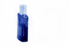 Blue Aftershave Royalty Free Stock Image