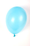 Blue air balloon. Royalty Free Stock Image