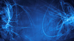Blue alien space dreams composite abstract background Royalty Free Stock Images