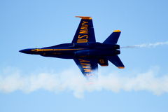 Blue Angel Royalty Free Stock Photo
