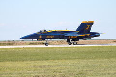 Blue Angel Stock Images