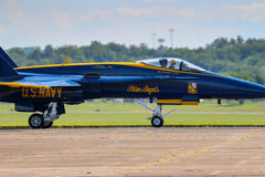 Blue Angel Royalty Free Stock Images