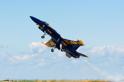 Blue Angel Taking Off Stock Photos