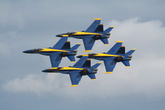 Blue Angels Royalty Free Stock Photos