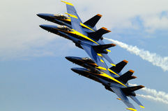 The Blue Angels Royalty Free Stock Image