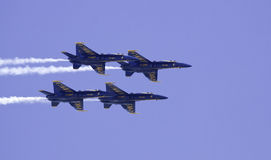 Blue Angels Stock Images