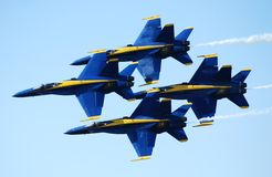 Blue Angels 2 Royalty Free Stock Photos