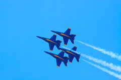Blue Angels Royalty Free Stock Image