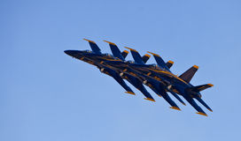 Blue Angels Royalty Free Stock Images