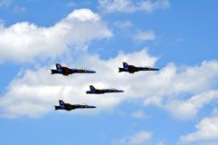 Blue Angels Royalty Free Stock Photo