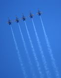 Blue Angels Air Show Stock Image