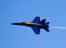 Blue Angels Aircraft, Seattle Air Show Stock Photo